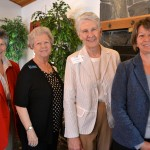 Judges - Elsie Bruno, Celeste Boyd, Dr. Lynn Martin, Suzy Hopkins